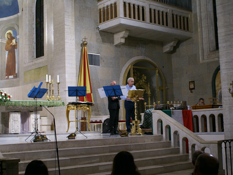 MUSICA SUL MONTE LEUCI Quartetto di Flauti della Banda dell'Esercito Italiano