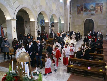 """Festività della """"Santa Famiglia"""""""