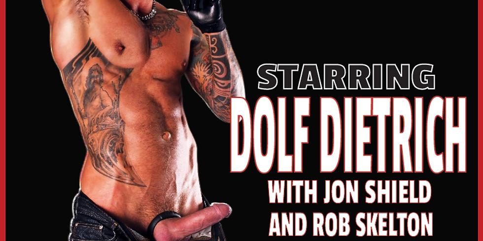 Pride Warm Up with Dolf Dietrich (1)