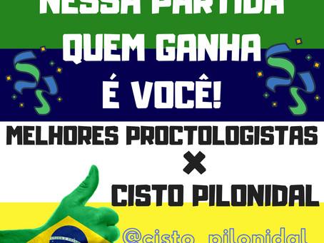 UM TIMAÇO DE PROCTOLOGISTAS!