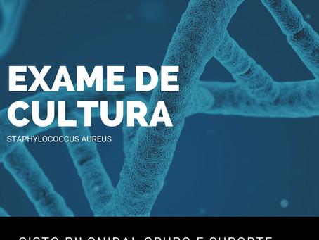 EXAME DE CULTURA.