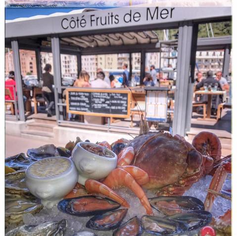 Côt& Fruits de Mer