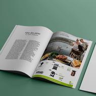Publicité en magazine - Pépinière
