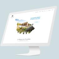 Site Web Maison de vacances