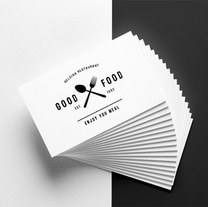 Carte de visite Good Food