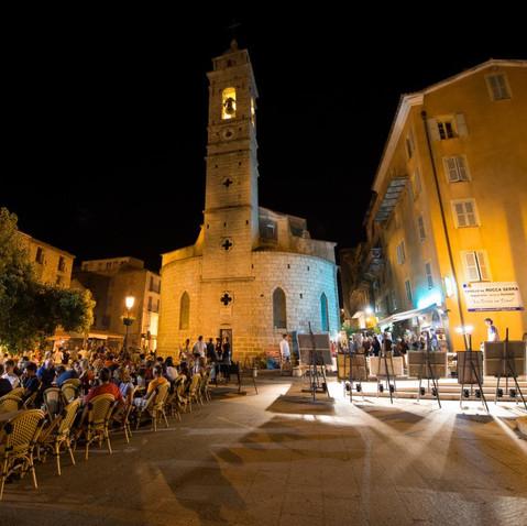 Place de Porto Vecchio