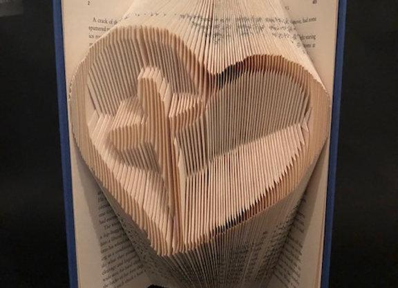 Cross Filled Heart