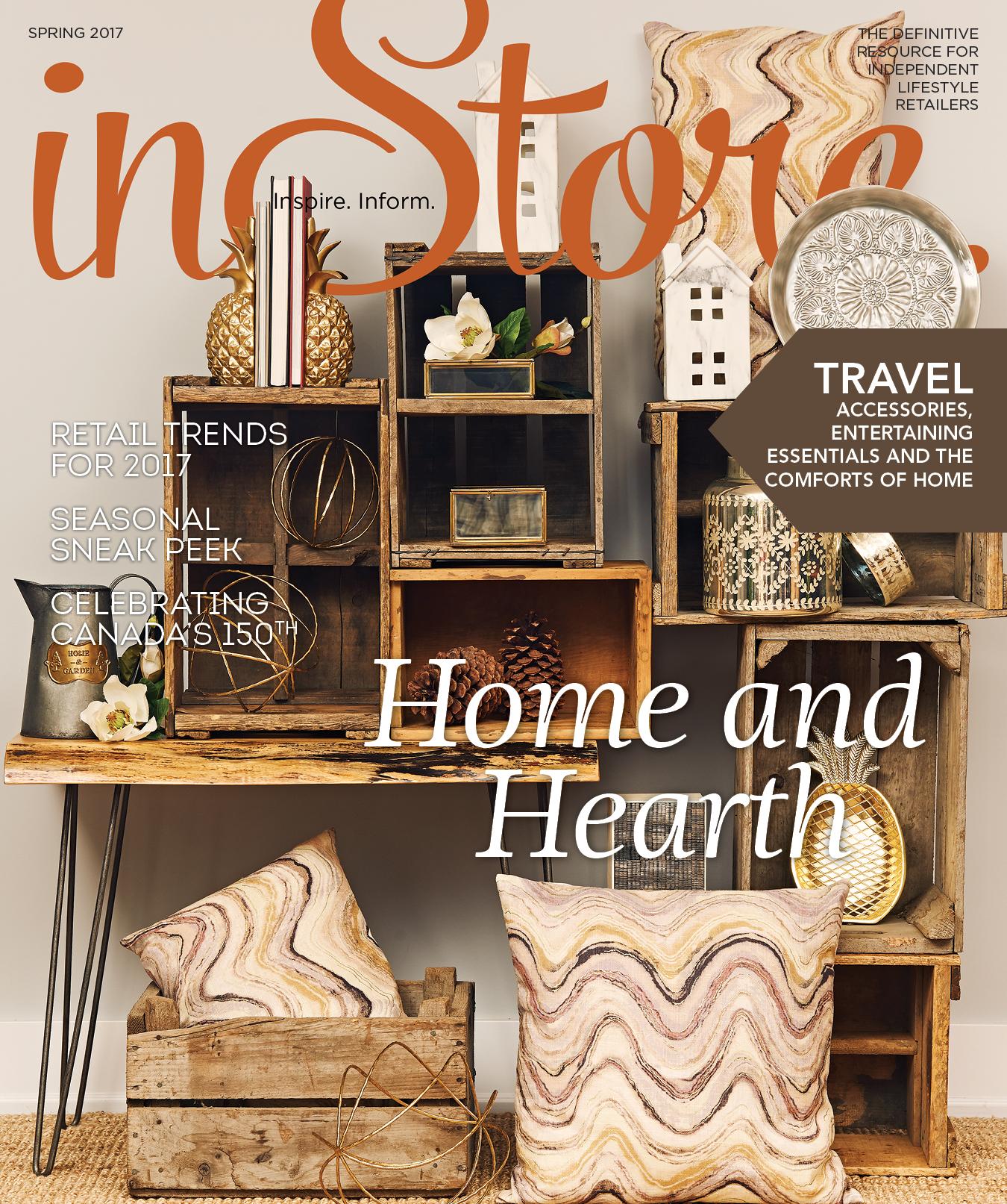 InStore Magazine Spring 2017 Issue