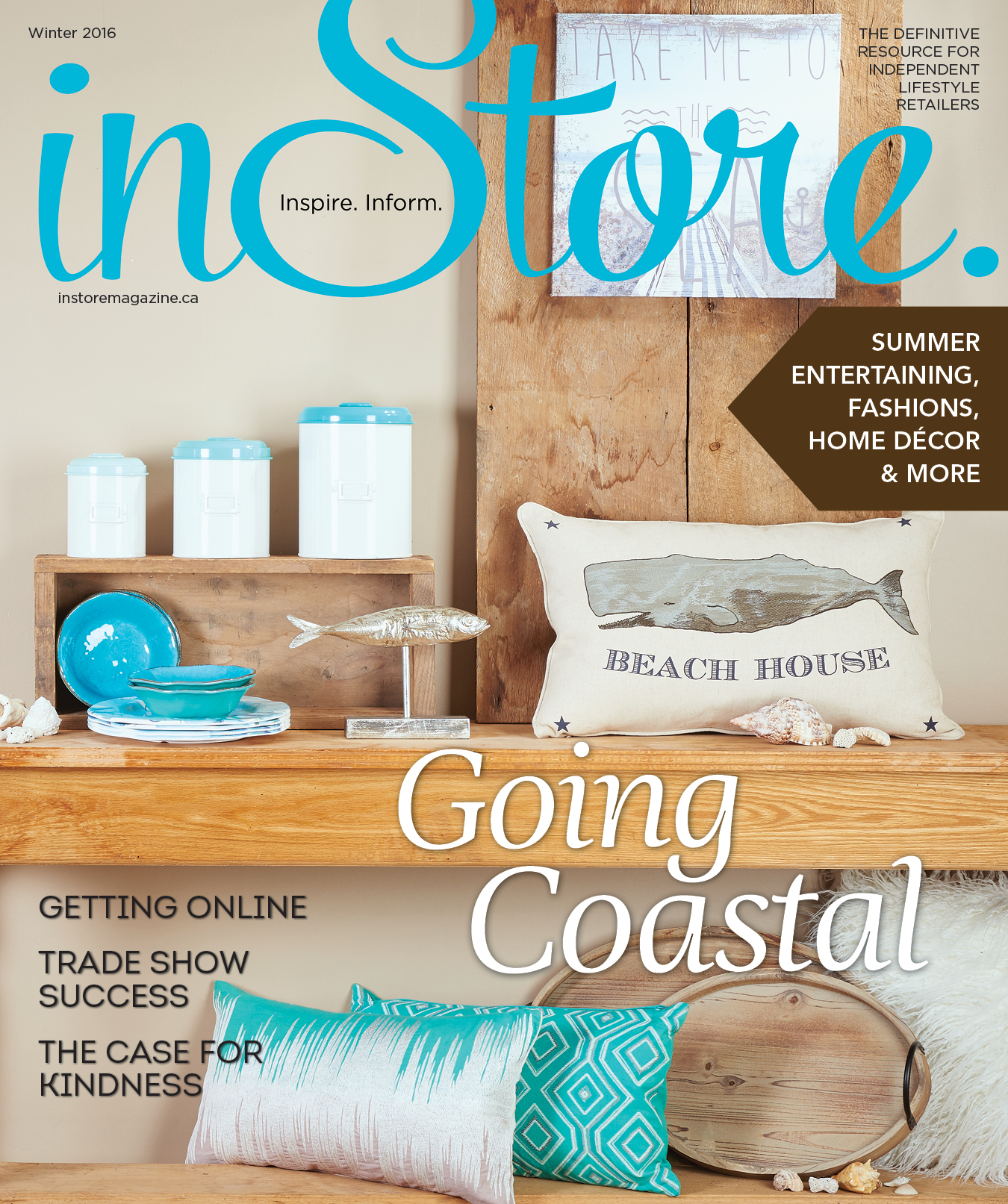 InStore Magazine Winter 2016 Issue