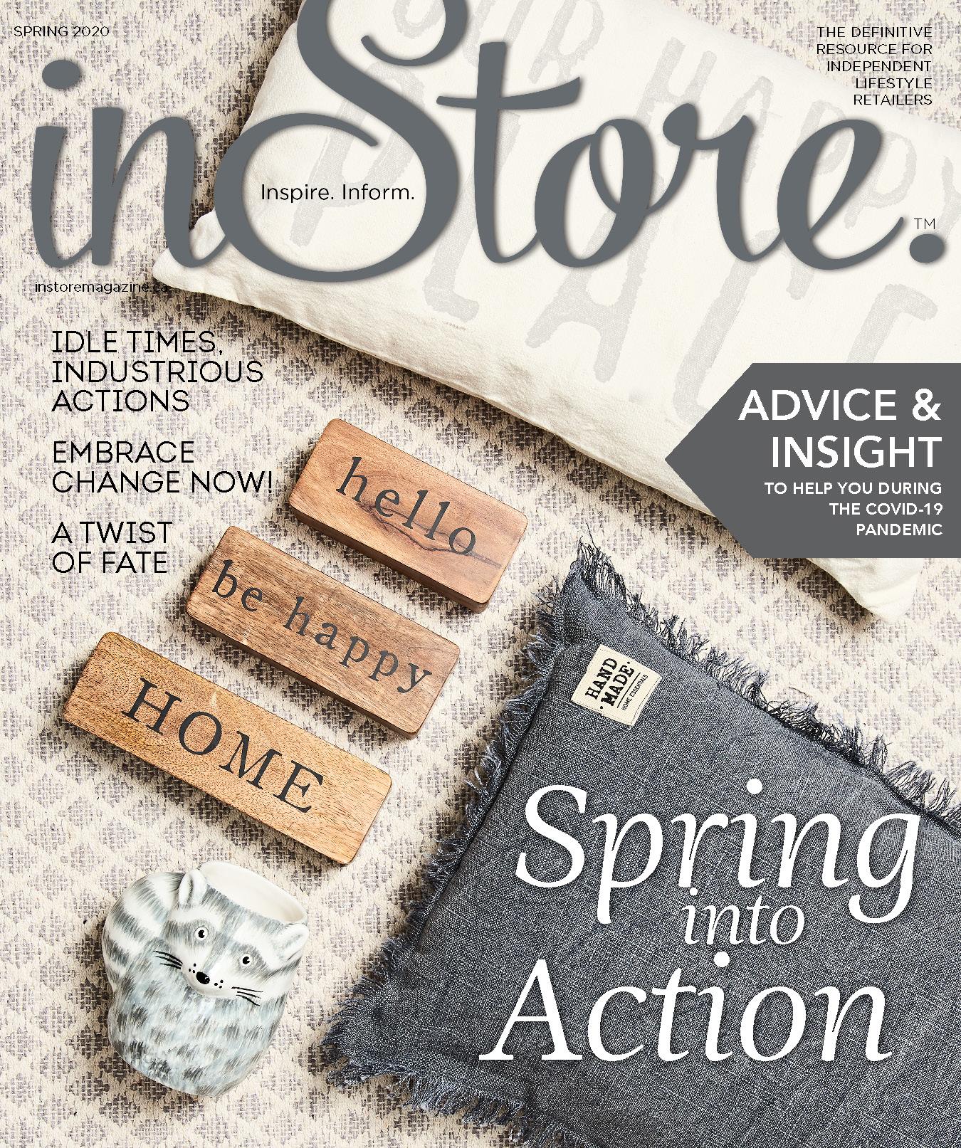 InStore Magazine Spring 2020