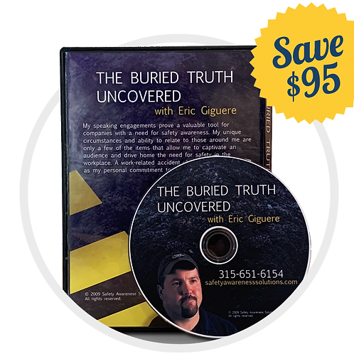 The Buried Truth Uncovered (English and Spanish)