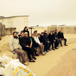 Nettoyage de plage 29 mai 2016