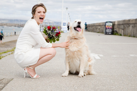 Dun Laoghaire Natural & QuirkyWedding Photography