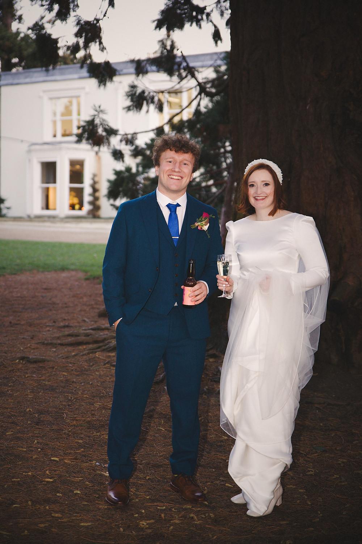 Airfield Estate Wedding. Stephen O'Sullivan. Dublin Wedding Photography. Modern & Relaxed.