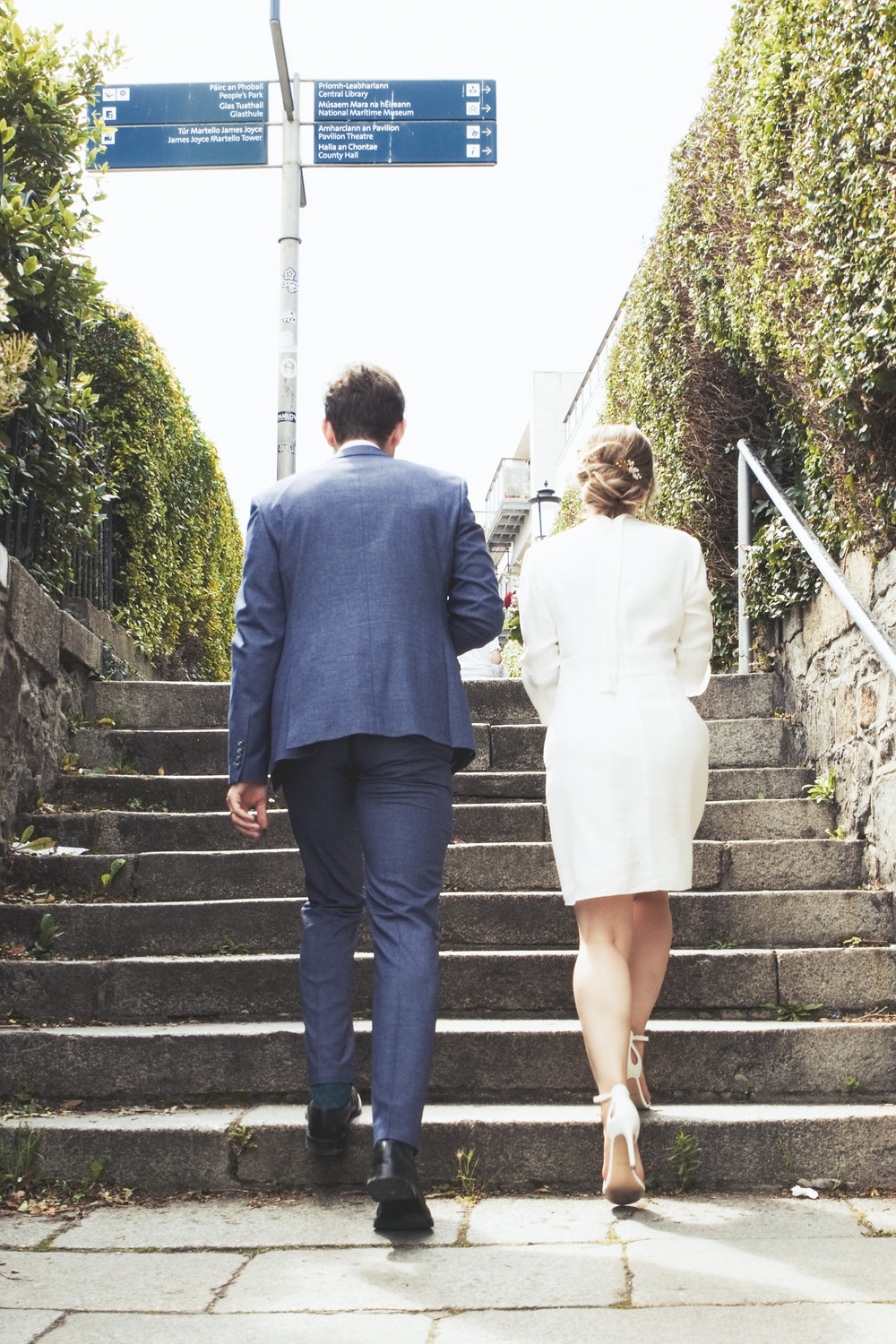 Relaxed & Modern Wedding Photography, Royal Hotel in Bray, Haddington Hotel in Dun Laoghaire. Ireland Wedding