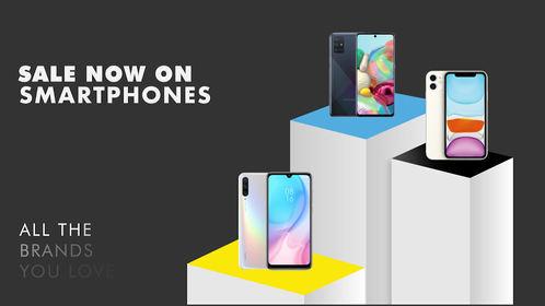 KLIKK Smartphones Advert