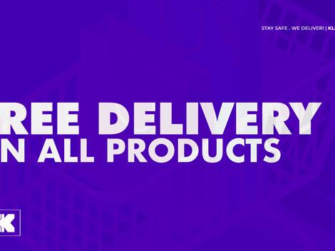 KLIKK Delivery TVC