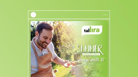 Tal-Lira Summer Campaign