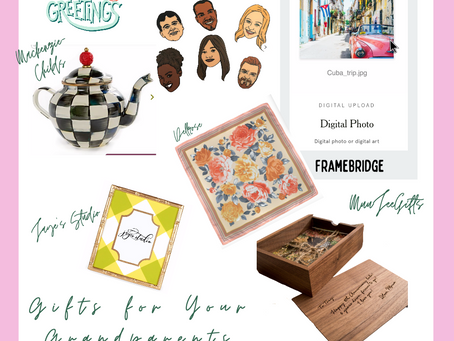 Gifts for Your Grandparents