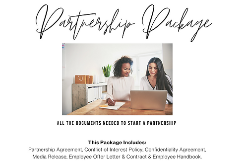 Partnership Package
