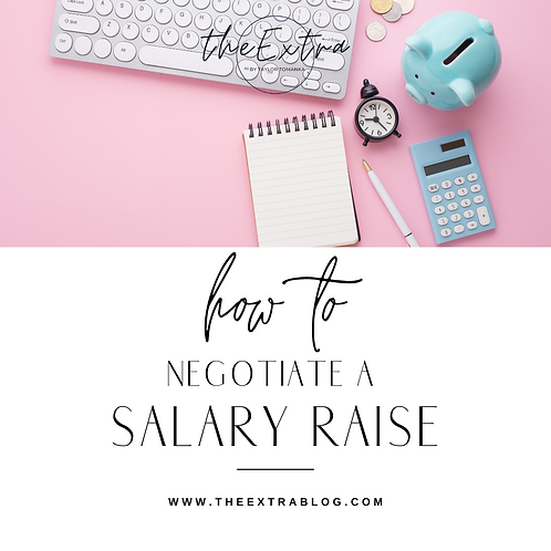 How to Negotiate a Higher Salary