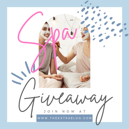 Destress with a Spa Giveaway!