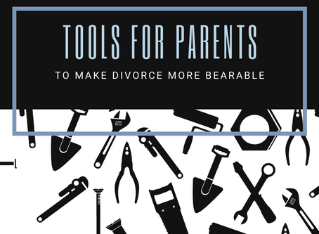 Tools for Parents During Divorce