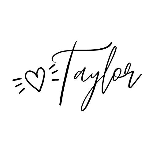 Signature Taylor