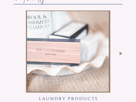 Skin + Eco-friendly Laundry Products