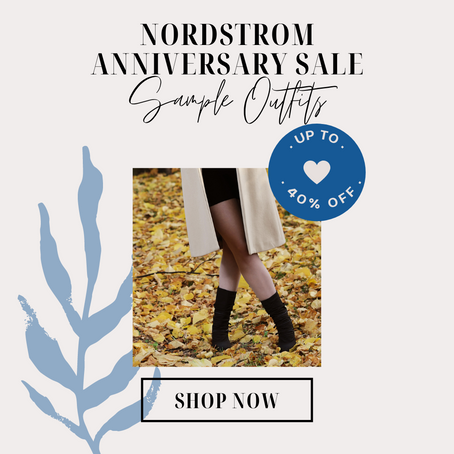 Nordstrom Anniversary Sample Outfits