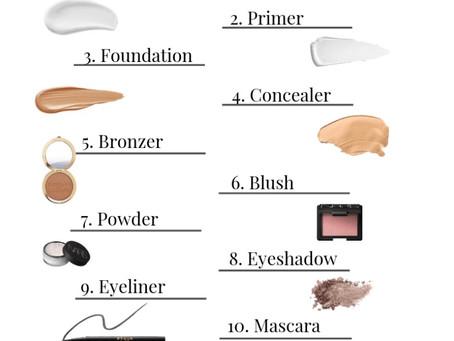 My Everyday Makeup Routine + Tutorial