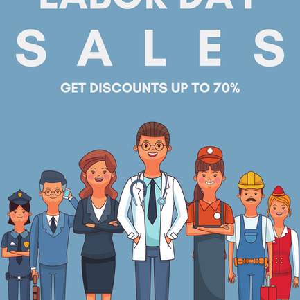 The BEST Labor Day Sales 2021