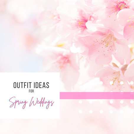 Spring Wedding Guest Outfits Ideas