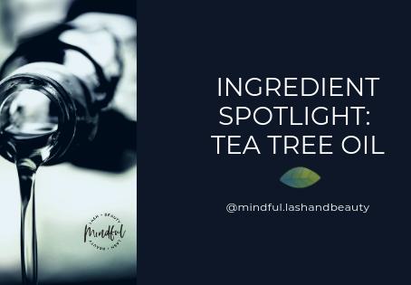 Ingredient Spotlight: Tea Tree Oil