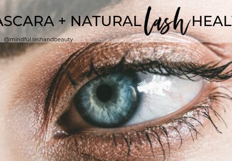 Mascara + Natural Lash Health