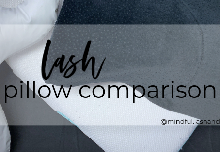 Lash Pillow Comparison