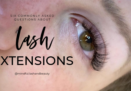 6 Commonly Asked Questions about Lash Extensions