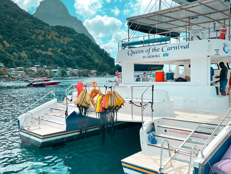 What to Do + Where to Stay in St. Lucia & Traveling During a Pandemic