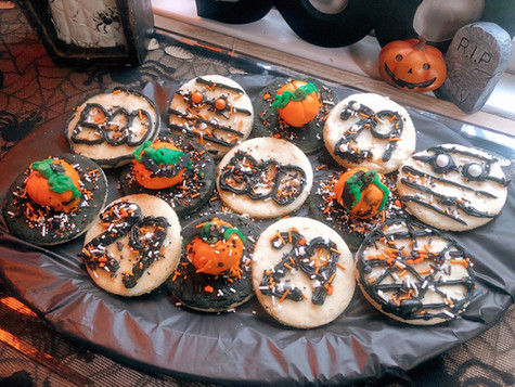 A Very Spooky 29th Halloween Birthday Bash