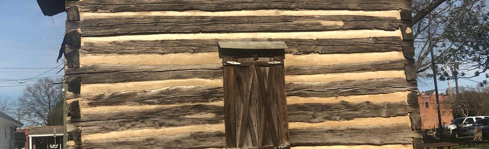 Weaning Cabin, Feb.