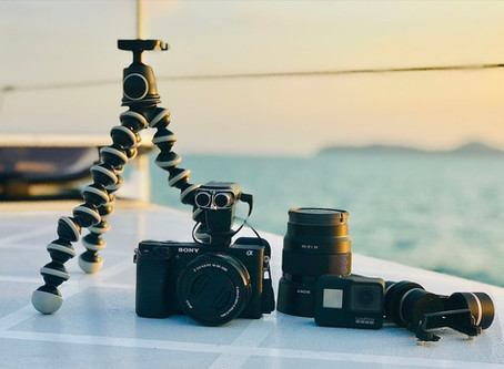 how we produce our sailing videos