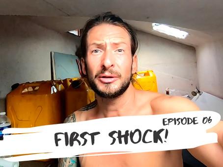 S1:E6 // owning a catamaran - FIRST SHOCK!