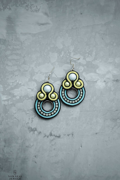 EllePastel Small Earrings
