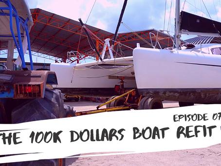 S2:E7 // catamaran full refit - the $100 000 repair!