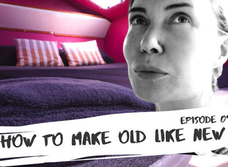 S2:E9 // how to make old like new?