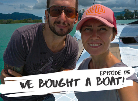 S1:E5 // we bought a boat!