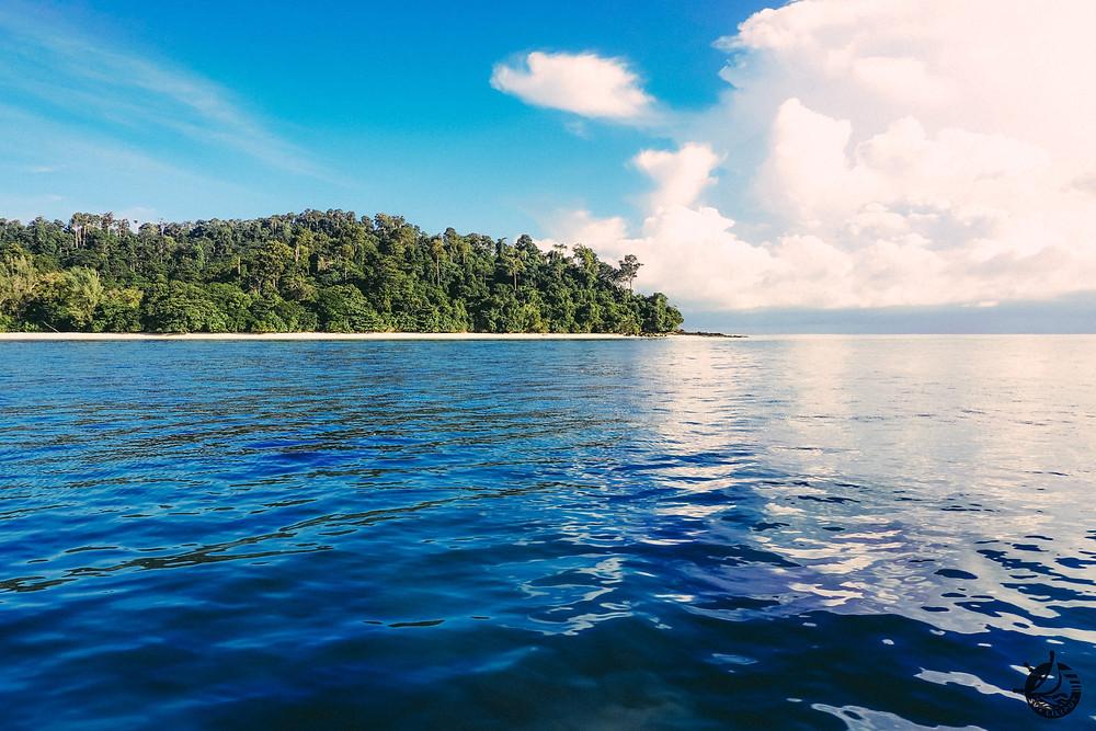thailand, koh rok, sailing in thailand, yachting in thailand, sail liliput, remote island