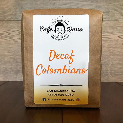 Decaf Colombiano