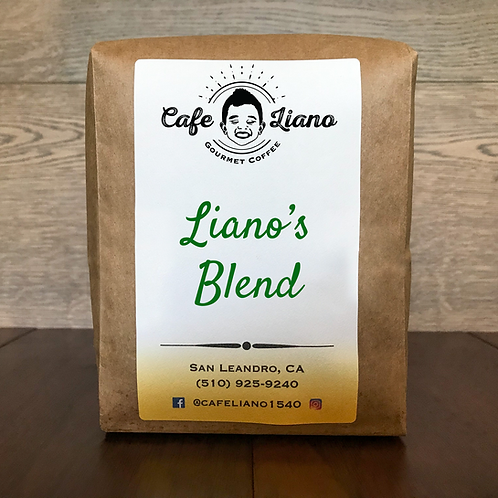 Liano's Blend