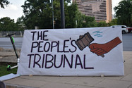 The Peoples Tribunal Sign